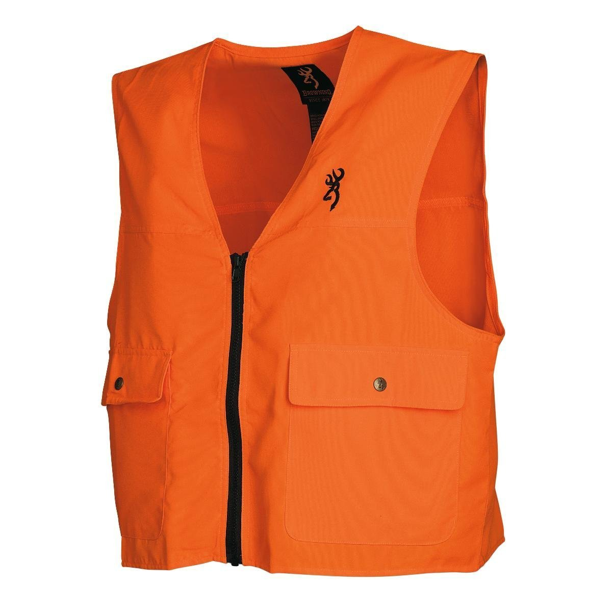 Browning Safety Blaze Overlay Vest Medium