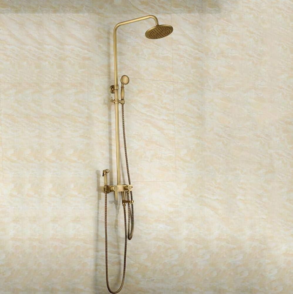 ZXY Sistema de Ducha Juego de Ducha Europeo para baño, Barra de ...