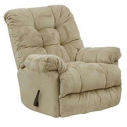 Prime Catnapper Chaise Rocker Recliner In Doe Dailytribune Chair Design For Home Dailytribuneorg