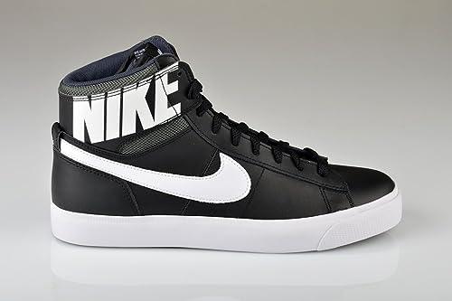 Nike Scarpe Alte Sportive Nero Grigio Scarpa Alta Sportiva