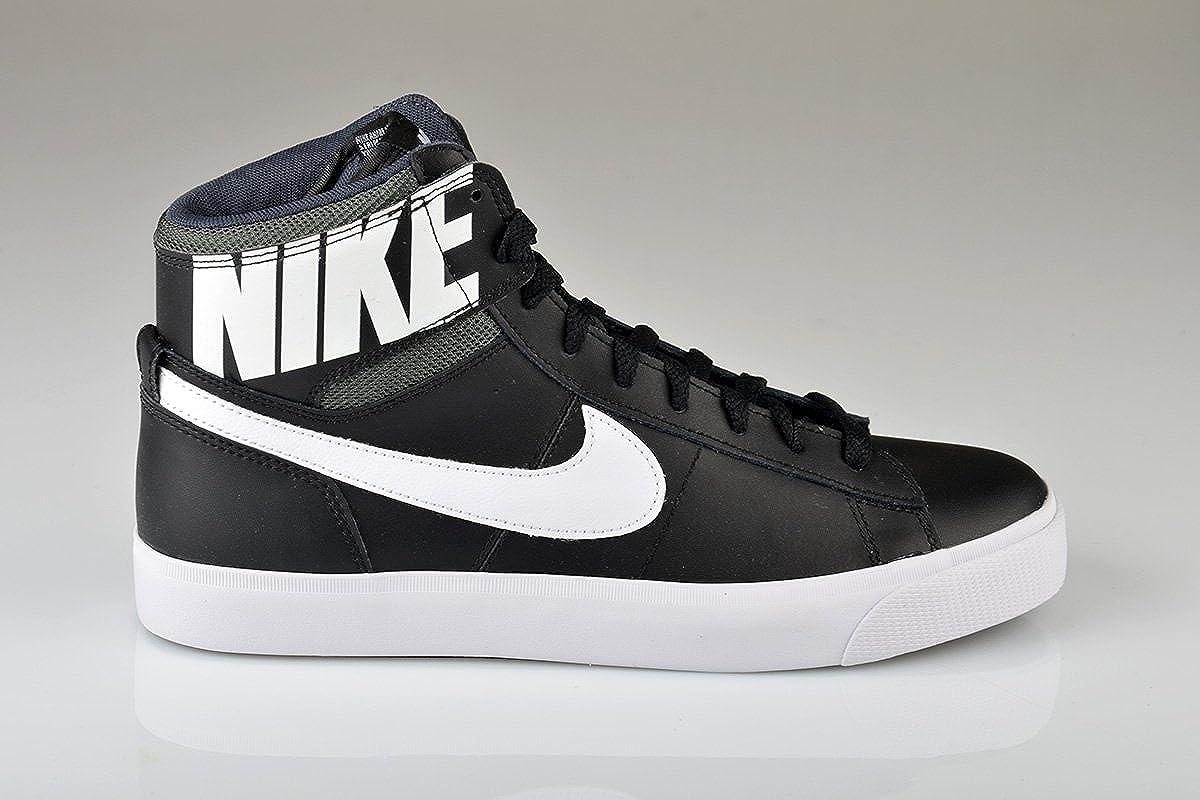 f554a49963fe NIKE Men s Basketball Shoes Black Black  Amazon.co.uk  Shoes   Bags