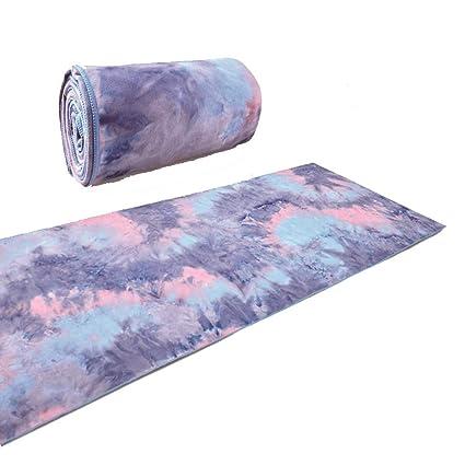 Amazon.com: Huijunwenti Yoga Mat, Non-Slip Yoga Mat, Sweat ...