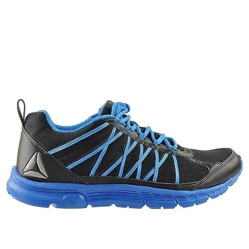 Reebok BD5445, Zapatillas de Trail Running para Hombre, Negro (Black/Horizon Blue