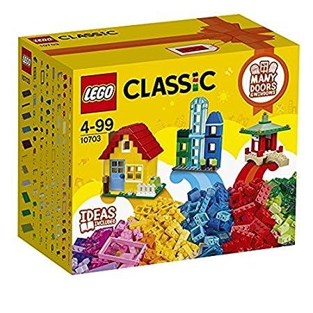 LEGO Classic Caja del constructor creativo multicolor