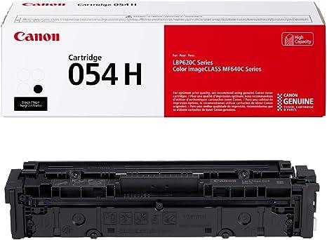 Amazon.com: Cartucho 054 negro de alta capacidad ...