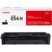 Canon Genuine Toner, Cartridge 054 Black, High Capacity (3028C001) 1 Pack, for Canon Color Image CLASS MF641Cdw…