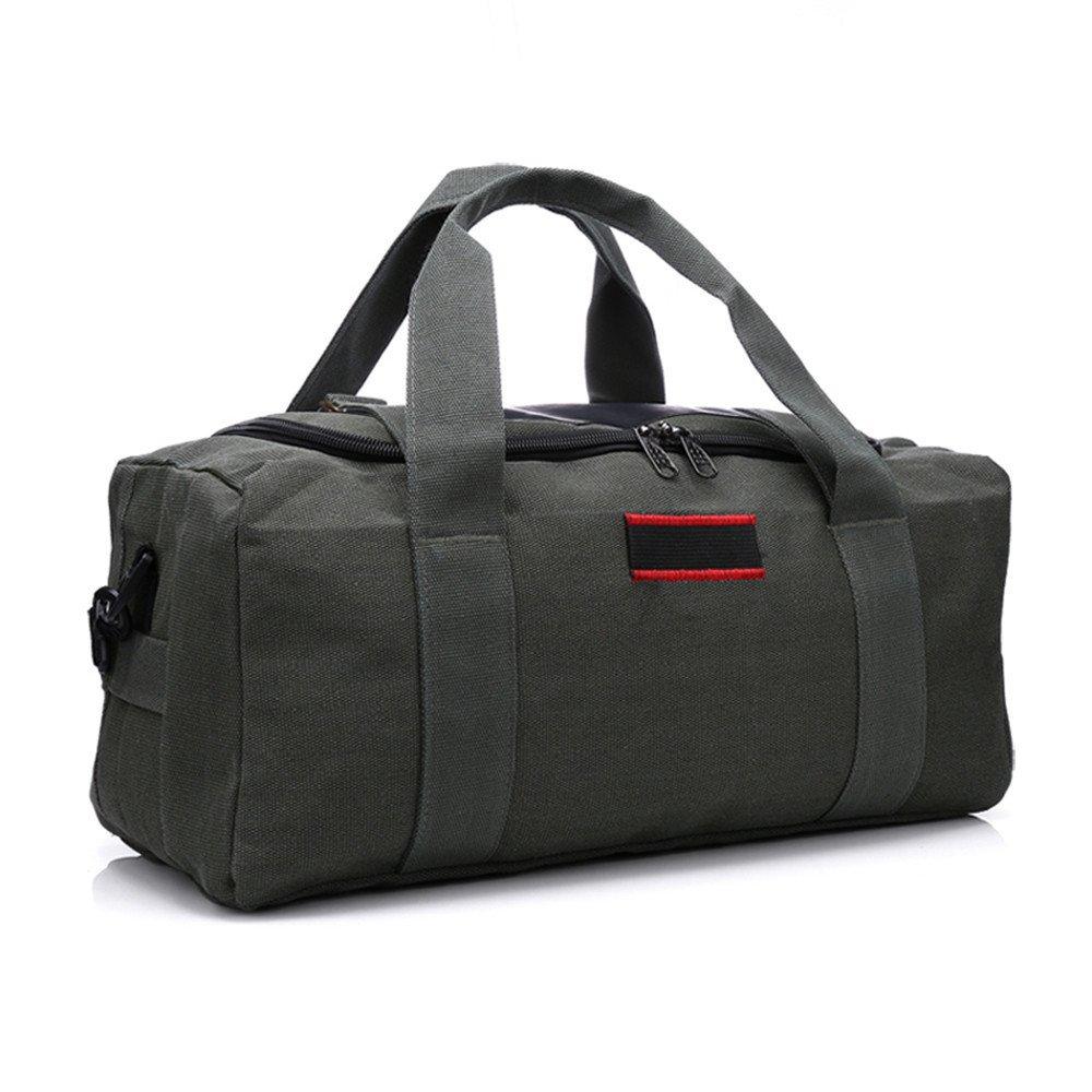 Große speicherkapazität canvas - tasche handtasche tasche,armee grün b