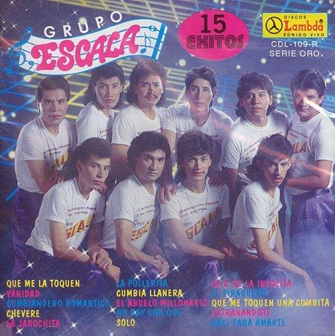 Grupo Escala (15 Exitos Volumen 1) 109 by Lambda