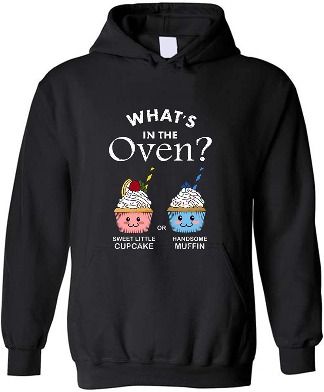 Whats in The Oven Gender Reveal Gift Hoodies
