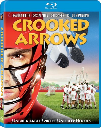 Crooked Arrows Blu-ray