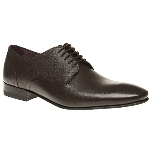 2114beee4 Ted Baker Men s Markuss 2 Derbys Brown