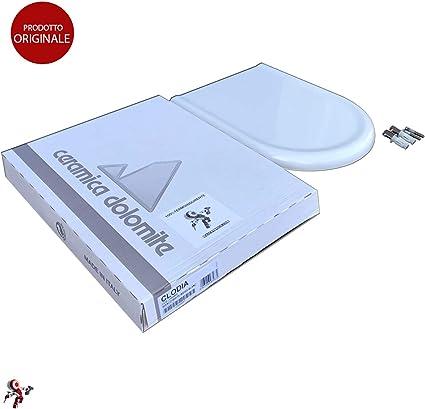 Ideal Standard J104900 Ceramica Dolomite Serie Clodia Sedile Normale Bianco