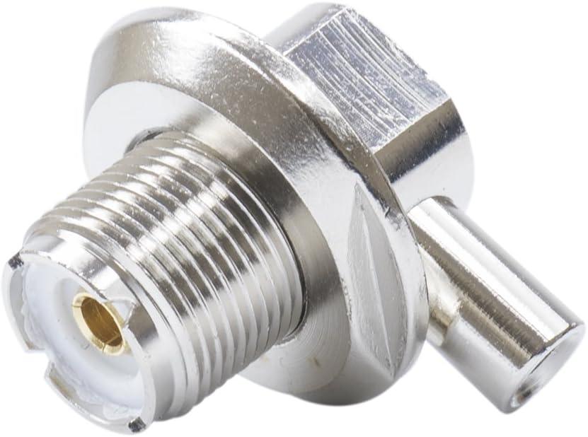 CB Conector de Antena de PNI So 239 Hembra para Cable ...