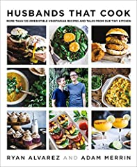 """FEATURED IN: LA Times • Relish Magazine • Epicurius.com • Eat Your Books • The Eagle Rock Boulevard-Sentinel • Men's Vow's • Powell's Books Blog • Bay Area Reporter • Passport Magazine Gaby Dalkin says: """"Adam and Ryan make vegetarian r..."""