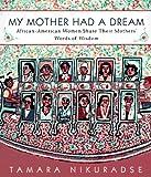 My Mother Had a Dream, Tamara Nikuradse, 0525941118