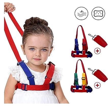 Anti-Verloren Sicherheitsgurt Kinder Leine Wristband Strap Handgelenk Bügel FL