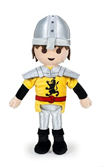 PLAYMOBIL - Plush toy Chevalier 30cm - Quality super soft by PMB