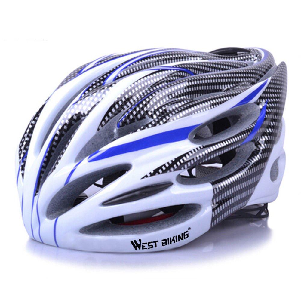 oeste ciclismo casco de bicicleta ciclo doble uso Montaña ...