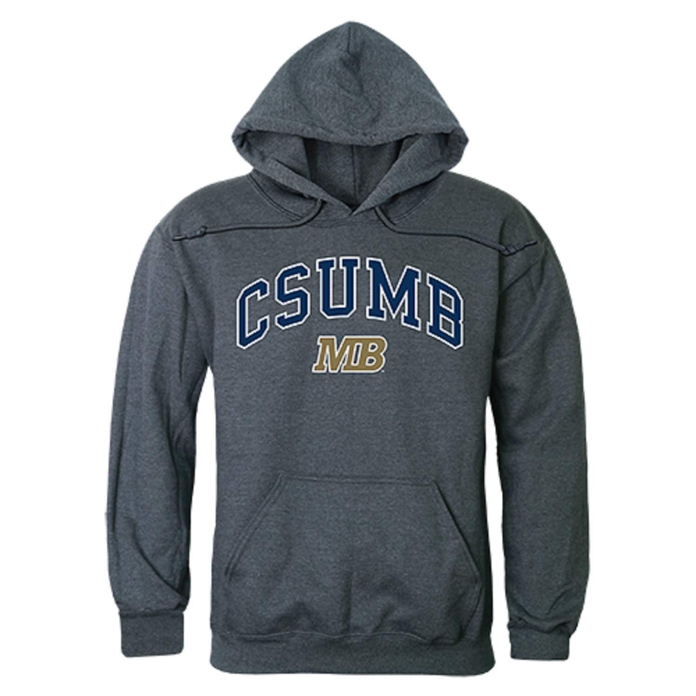 Cal State University Monterey Bay Otters CSUMB College Campus Hoodie Sweatshirt