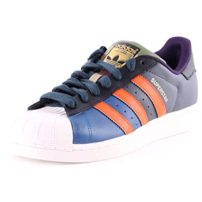 adidas superstar azules amazon