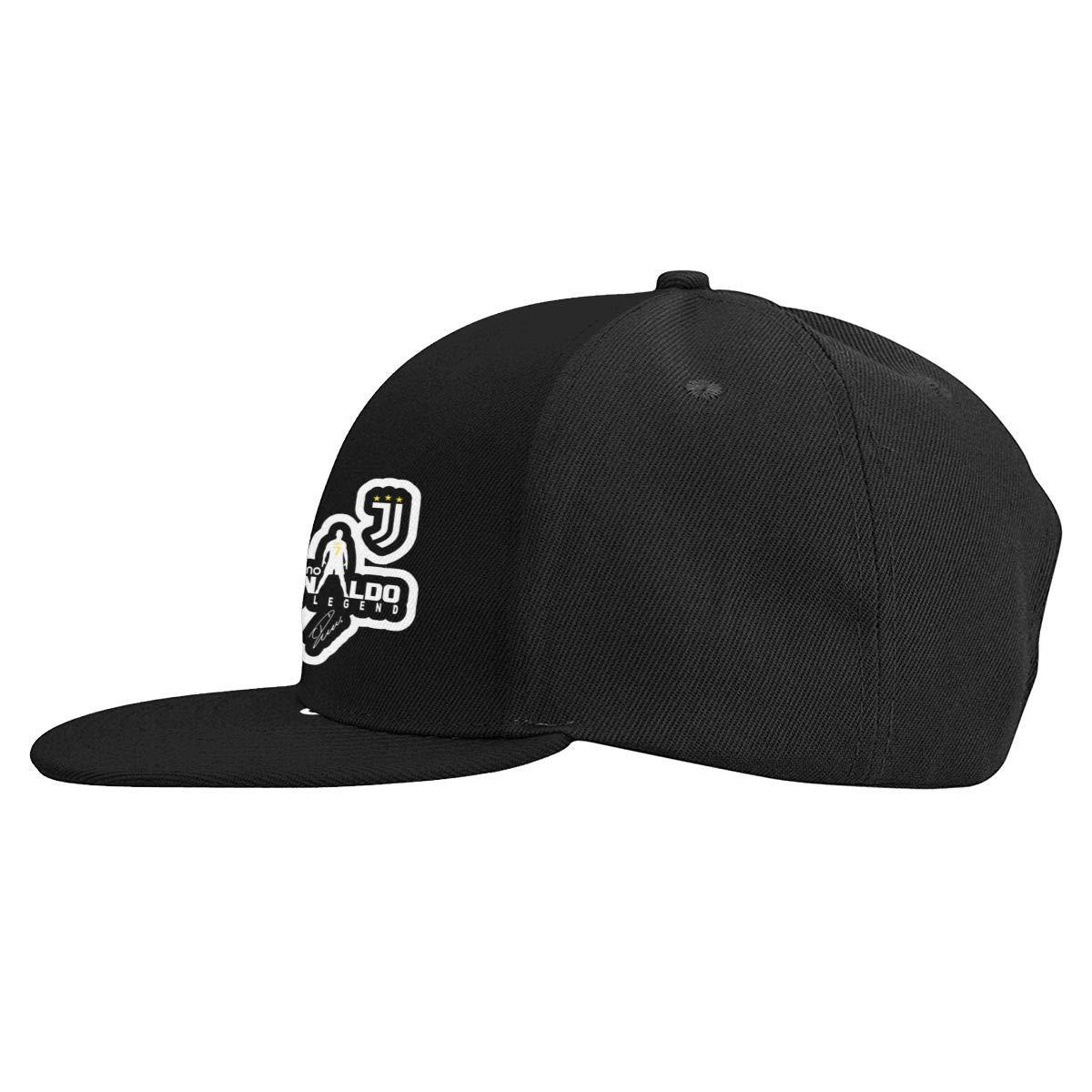 DeniCar Unisex Adjustable Baseball Caps Cristiano-Ronaldo-The Legend Skull Cap