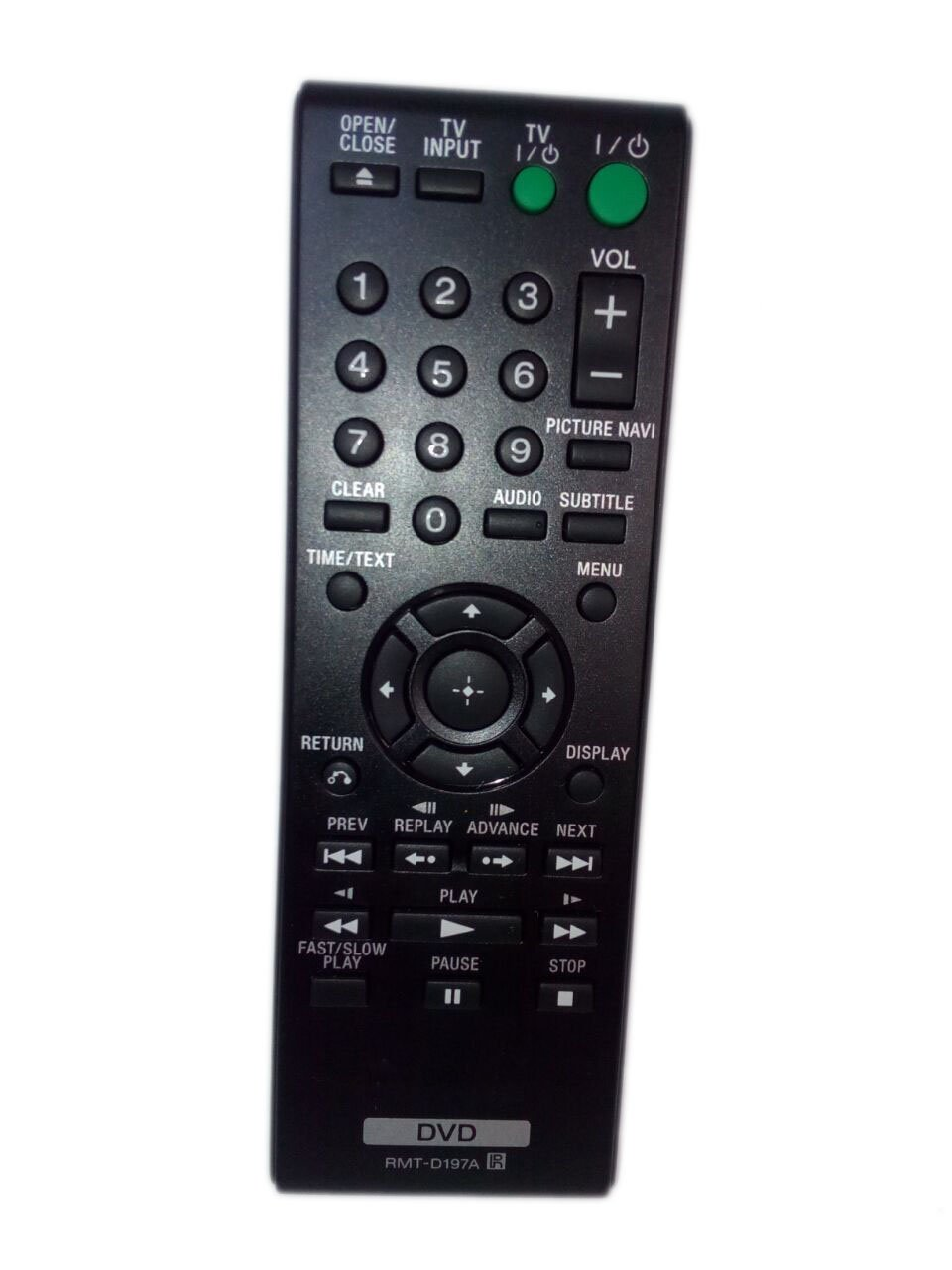 Amazon.com: Replaced Remote Control Compatible for Sony DVP-SR210P  RMT-D197A DVPSR120 DVPSR310P DVP-SR510H CD DVD Player: Home Audio & Theater