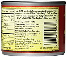 B&M Baked Beans, Original, 8 Ounce (Pack of 24)