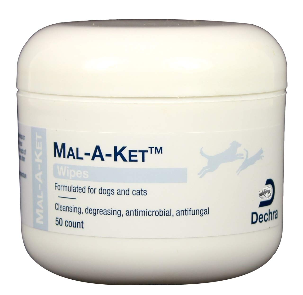 Mal-A-Ket Wipes (50 count)