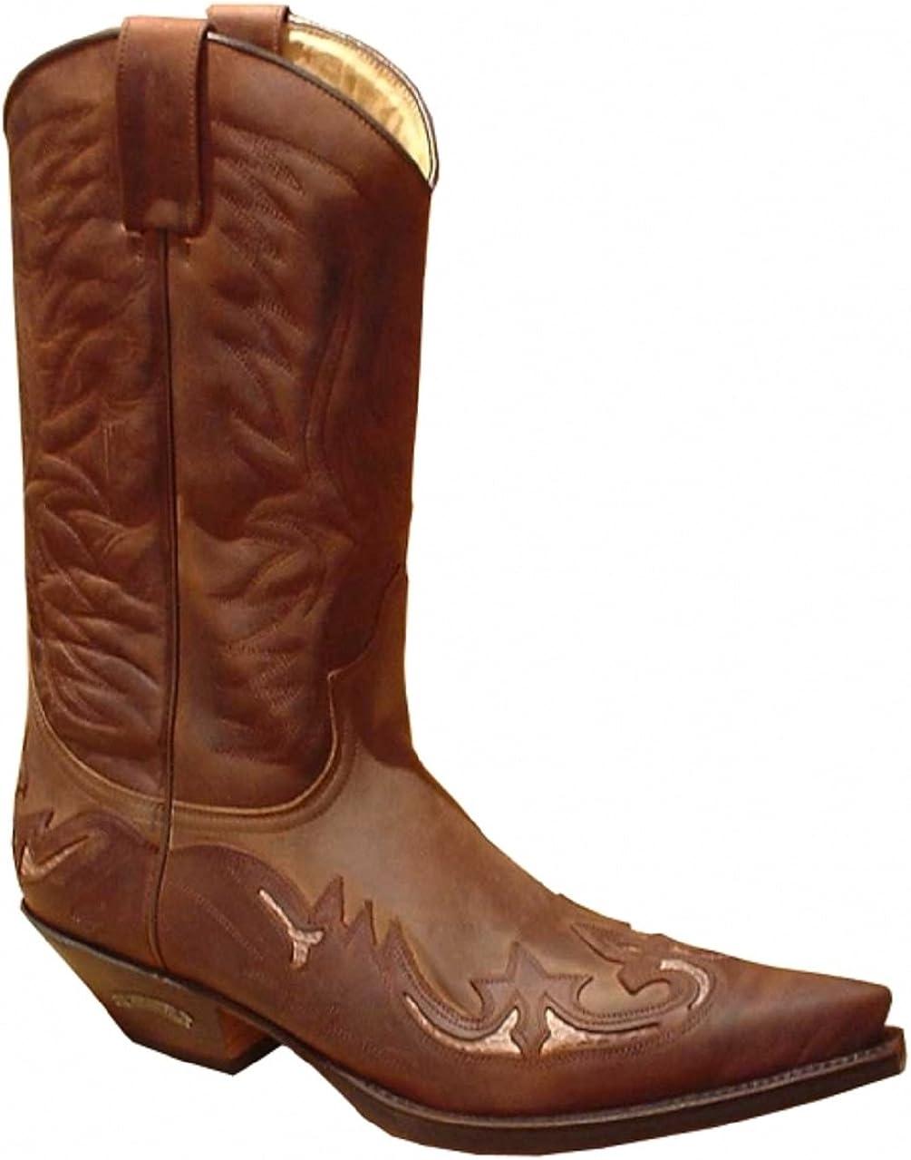 Sendra Boots3565 Adulto Stivali da Motociclista Unisex