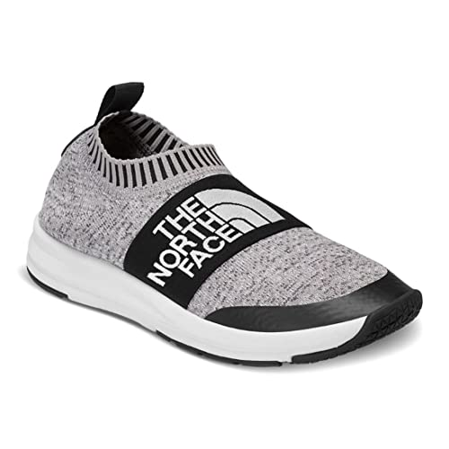 77ae881e5 The North Face NSE Traction Knit Moc Women | Heather Grey/TNF White ...