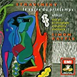 Stravinsky: Apollo / Le Sacre du printemps (Rite of Spring)