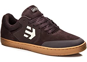 Etnies Marana Brown/Brown/Gum Skate Shoes