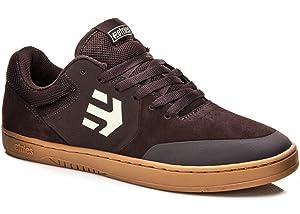 Etnies Marana Brown/Brown/Gum Skate Shoes
