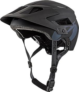 Oneal 0502-002 Casco de Bicicleta, Negro, S