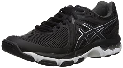 excellent quality official photos beautiful in colour ASICS Women's Gel-Netburner Ballistic Volleyball-Shoes