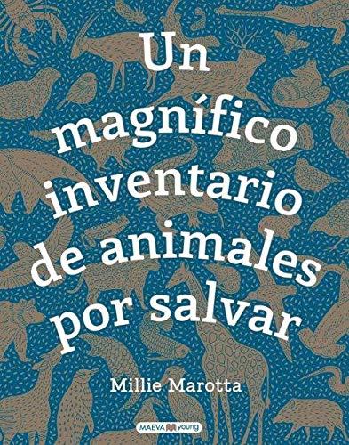 Un magnífico inventario de animales por salvar - Libros infantiles sobre el cambio climático