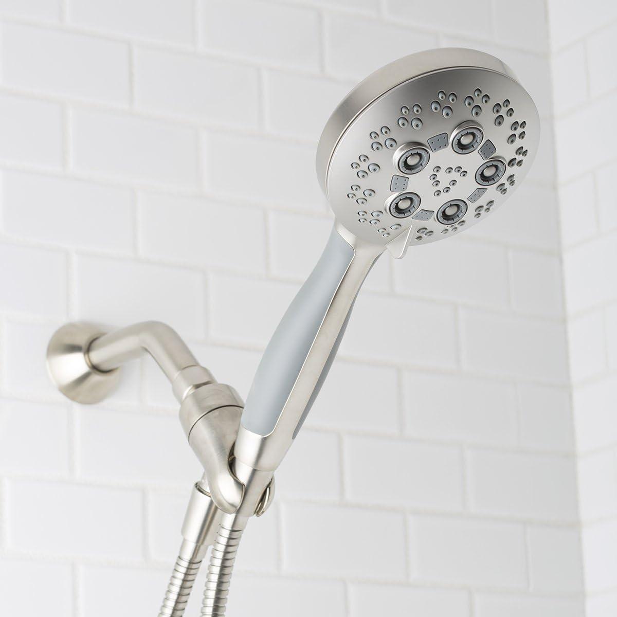 Brushed Ni Speakman VS-1240-BN Rio Multi-Function Handheld Shower Head 2.5 GPM
