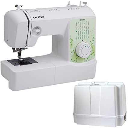 Amazon Brother 40Stitch Sewing Machine SM4000 With Universal Enchanting Brother 27 Stitch Sewing Machine