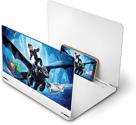 XYSQ Pantalla Ampllflcador Smartphone, Amplificador De 16 Pulgadas ...