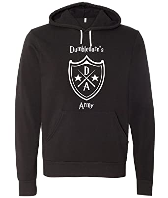 """8cb5129a Harry Potter """"Dumbledore's Army"""" Unisex Hooded Sweatshirt ..."""