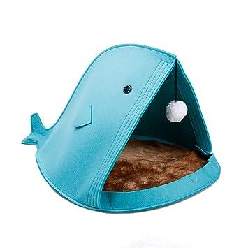 pequeños perros accesorios camas Sannysis perros accesorios en hogar para mascotas camas de vaqueros Forma de