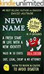 NEW NAME - A FRESH START IN LIFE WITH...