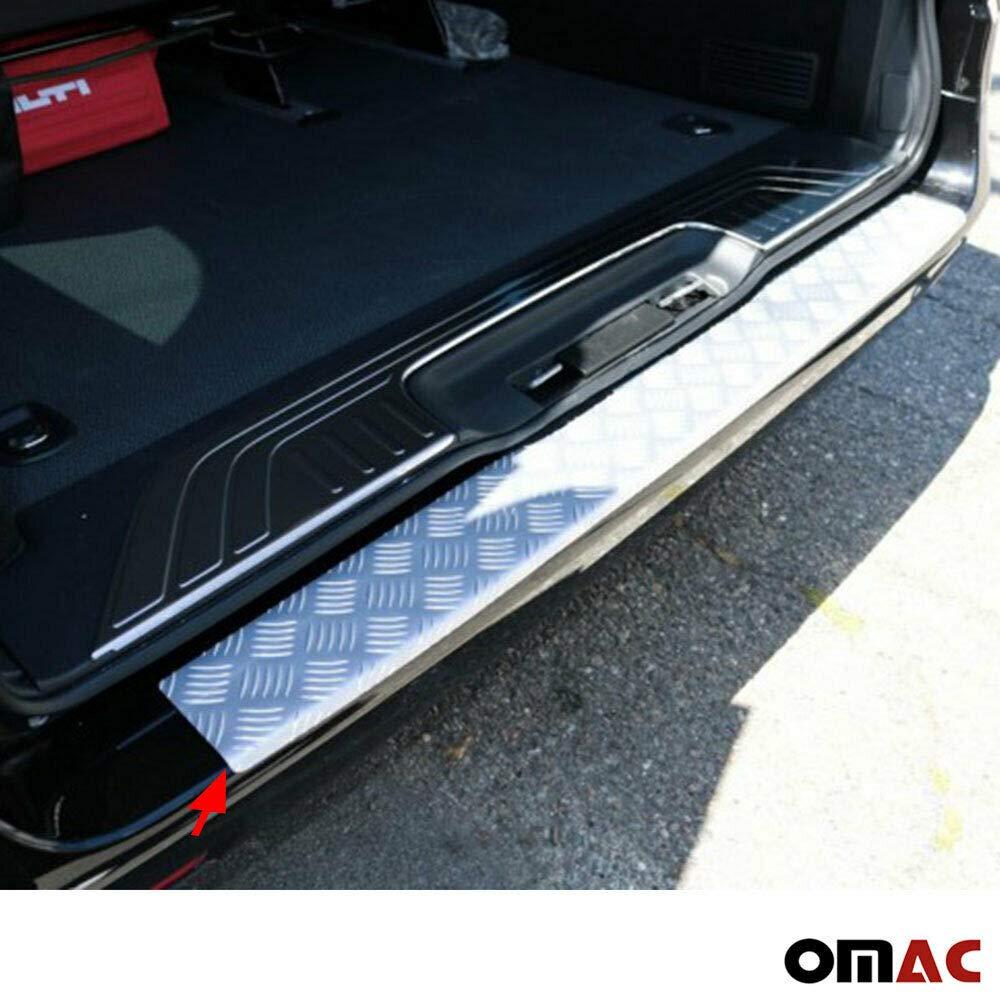 Protezione in alluminio per bordo di carico posteriore per Mercedes Vito W447 OMAC
