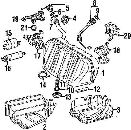 Amazon Com Mercedes Benz 002 477 57 01 Fuel Filter Automotive