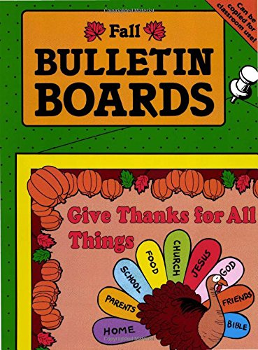 Fall Bulletin Boards For Sunday School Jensen Carolyn Passig 9780937282335 Amazon Com Books