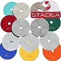 "Parent: Diamond Polishing Pads Wet 4"" STADEA Standard J"