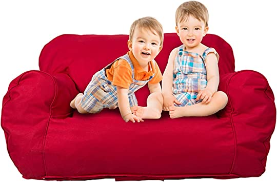 Amazon Com Livebest Soft Kids Bean Bag Chair Seat Toddler Memory