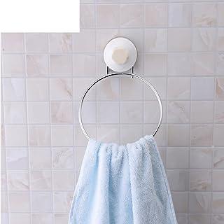 ZZB cremagliera bagno asciugamani in acciaio inox tondo/asciugamano anello muro muro del bagno/portasciugamani Super Sucker