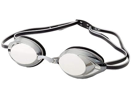 10c42404e6 Amazon.com   PS- Speedo Vanquisher 2.0 Mirrored Swim Swimming Anti-Fog  Racing Goggles - Silver   Everything Else