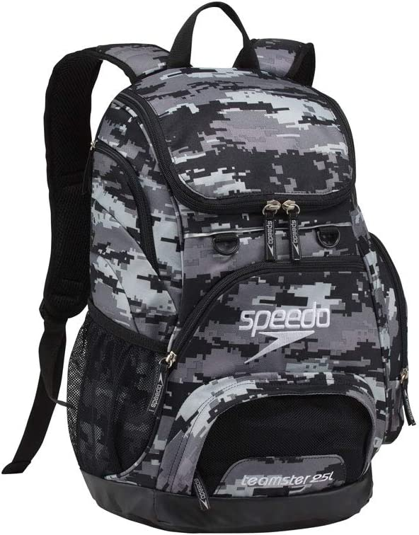 Speedo Unisex-Adult Medium Teamster - service San Jose Mall 25-Liter Manufact Backpack